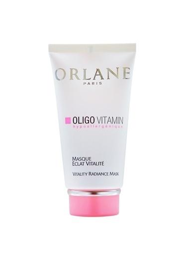 Orlane Orlane Olıgo Vıtamın Vıtalıty Radıance Mask 75Ml Renksiz